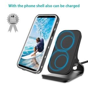 Image 5 - IP68 حافظة هاتف ضد الماء لهواتف سامسونج نوت 20 10 9 حافظة حماية 360 لهاتف جالاكسي S20 الترا S9 S10 بلس حافظة مضادة للماء