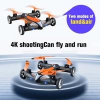 Eachine & V11 2in1 4K HD FPV RC Flying Car Drone con fotocamera 2.4G Land Air Dual Mode Drones RC Racing Quadcopter giocattoli regali per bambini