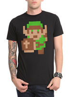The Legend Of Zelda Link T Shirt