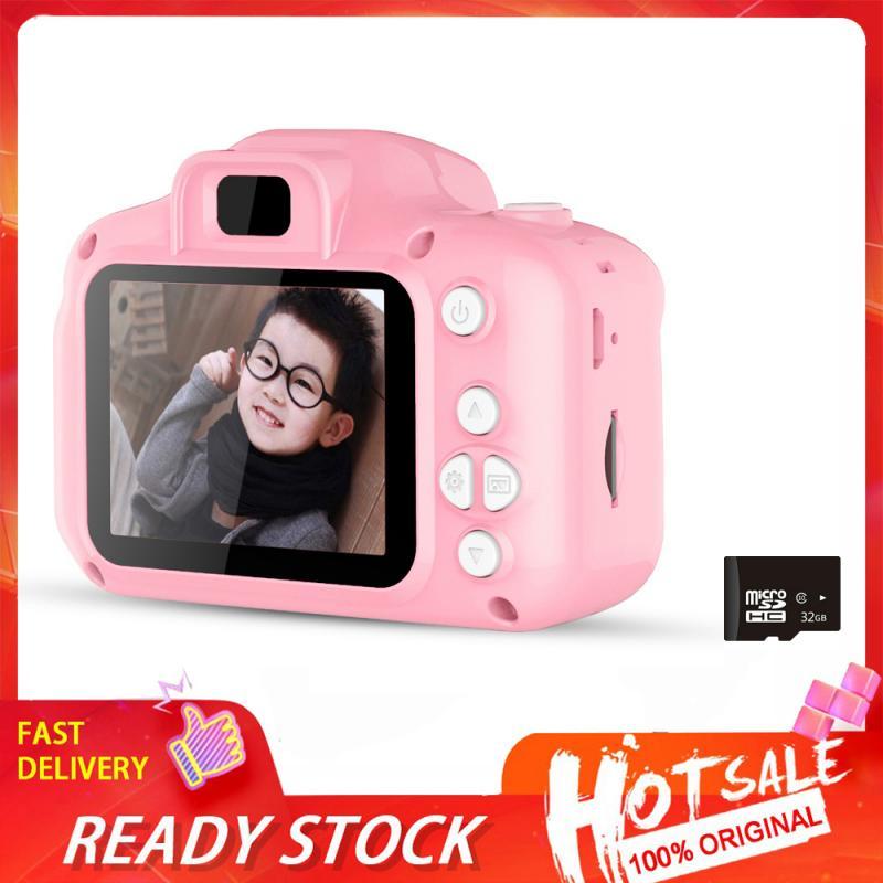 Digital-Camera Camcorder-Camera-Pictures Toys Video-Recorder Kids Children Cute Mini
