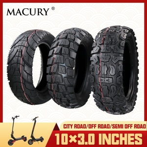 10x3 inch Off Road City Road Pneumatic Tire Inner Tube Inflatable Tyre for Electric Scooter Speedual Grace 10 Zero 10X 10 * 3.0(China)