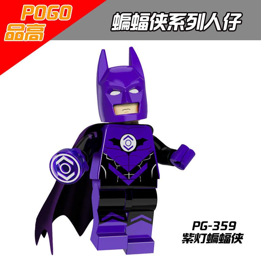 Marvel Batman Blok Bangunan Lightyear Gadis Unicorn Badut Kompatibel dengan Secara Terbuka Batu Bata Angka Mainan Cerita Hadiah untuk Anak-anak