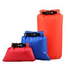 OUNONA 3 шт. вакуумный мешок для хранения портативный водонепроницаемый мешок для хранения Сверхлегкий мешок для одежды складной мешок для плавания для взрослых на открытом воздухе