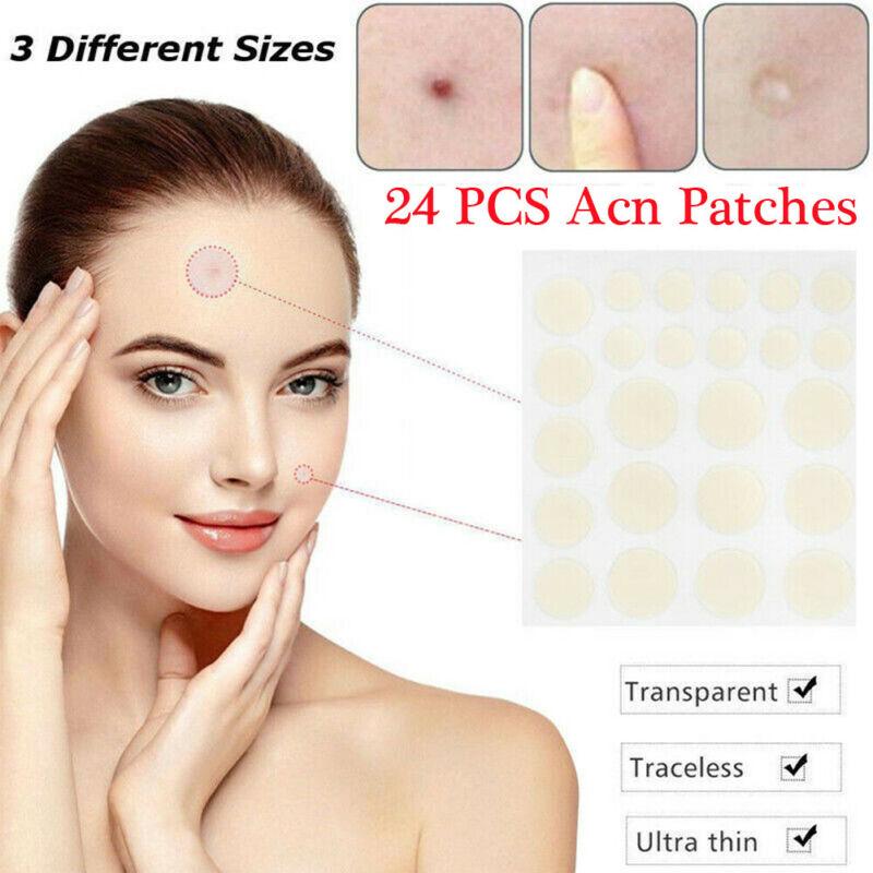 THE MAGIC SKIN PATCH-24pcs Skin Tag Removal Patch Blackhead Blemish Removers New Blackhead & Blemish Removers@11