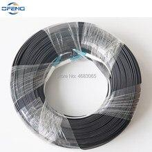 Câble de raccordement pour Fiber optique FTTH Duplex LC UPC, cordon de raccordement pour Fiber optique d'extérieur, 50M/200M