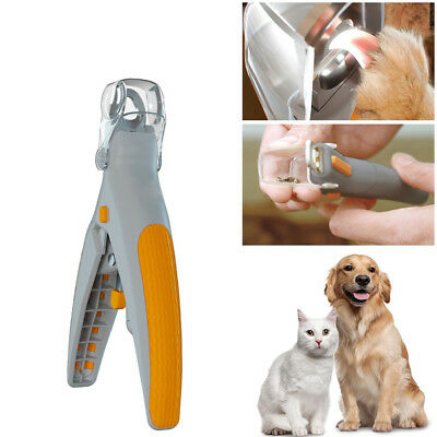 Pet Nail Care Clipper Trimmer