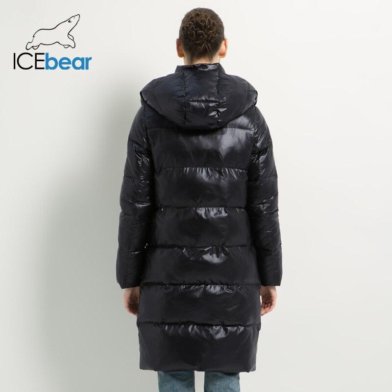 2019 New Winter Women Jacket Fashion Woman Cotton High Quality Female Parkas Hooded Women s Coats