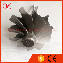 Turbo PTE6266 for Cartridge T04E Turbine-Wheel-Shaft/Turbine-Shaft--Wheel 10-Blades