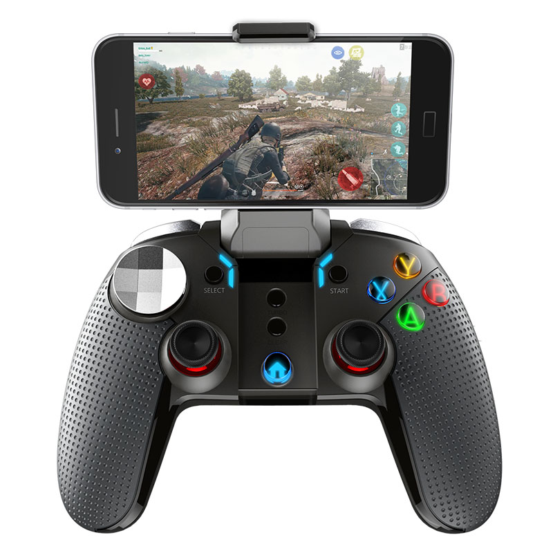 iPega PG 9099 Phone Gamepad Android for Ps3 Controller Wireless Bluetooth Joystick Gaming P3 Dual Motor Vibration Turbo Game Pad(China)