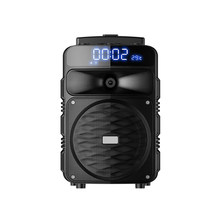 T50 Bluetooth Trolley Speaker Volume Besar Audio Rumah Pesta Kinerja Subwoofer Luar Ruangan Ponsel Speaker Mendukung MIC Wireless(China)