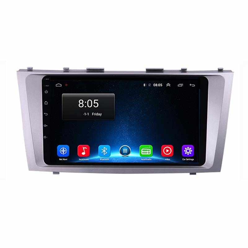 9 pouces Android Camry DVD gps système de Navigation écran tactile 2din pour Toyota Camry vx 40 50 2006 2007 2008 2009 2010 2011