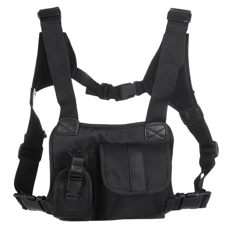 FFYY-уличный стиль нагрудная сумка Хип-хоп нагрудная сумка для мужчин функциональные поясные сумки Регулируемый жилет