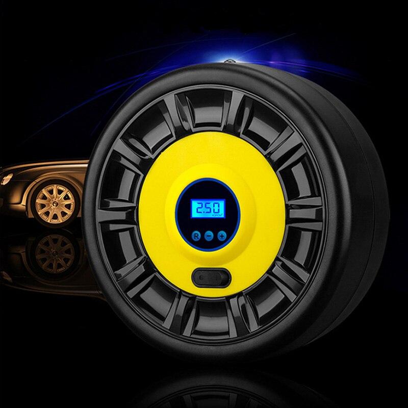 Автомобильный воздушный насос 12 В портативный автомобильный Электрический насос плюс насос воздушный насос автомобильные аксессуары XC-95