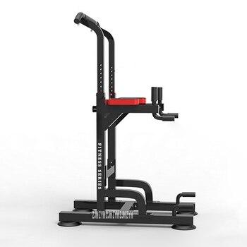 Multi Functional Single Parallel Bars Household Steel Pull Up Bar Height Adjustable Indoor Horizontal Bar Fitness Equipment