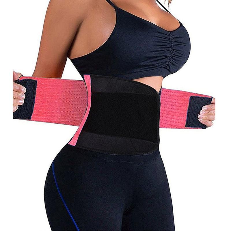 Women Body Shaper Slimming Shaper Belt Girdles Firm Control Waist Trainer