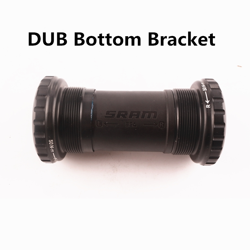 SRAM DUB Bottom Bracket Shaft Mountain Bike Bicycle BB BSA 68/73mm Black For Sram GX NX SX Crankset