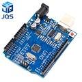 Высокое качество один набор UNO R3 (CH340G) MEGA328P для Arduino UNO R3 ATMEGA328P-AU макетной платы