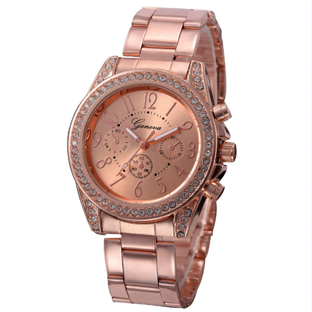 Feminino Clock Memorial Day Gift 2019 Best Selling Lady Wristwatches Modern Fashion Wristwatch For Female Students Lovers Hot&50