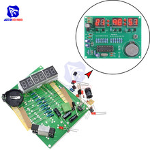 diymore AT89C2051 6 Digital LED Clock Parts Electronic Compo