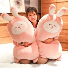 Сакура кролик плюшевая игрушка белые мягкие животные мягкая