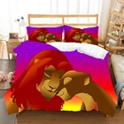 Lion Bedding Set Car...