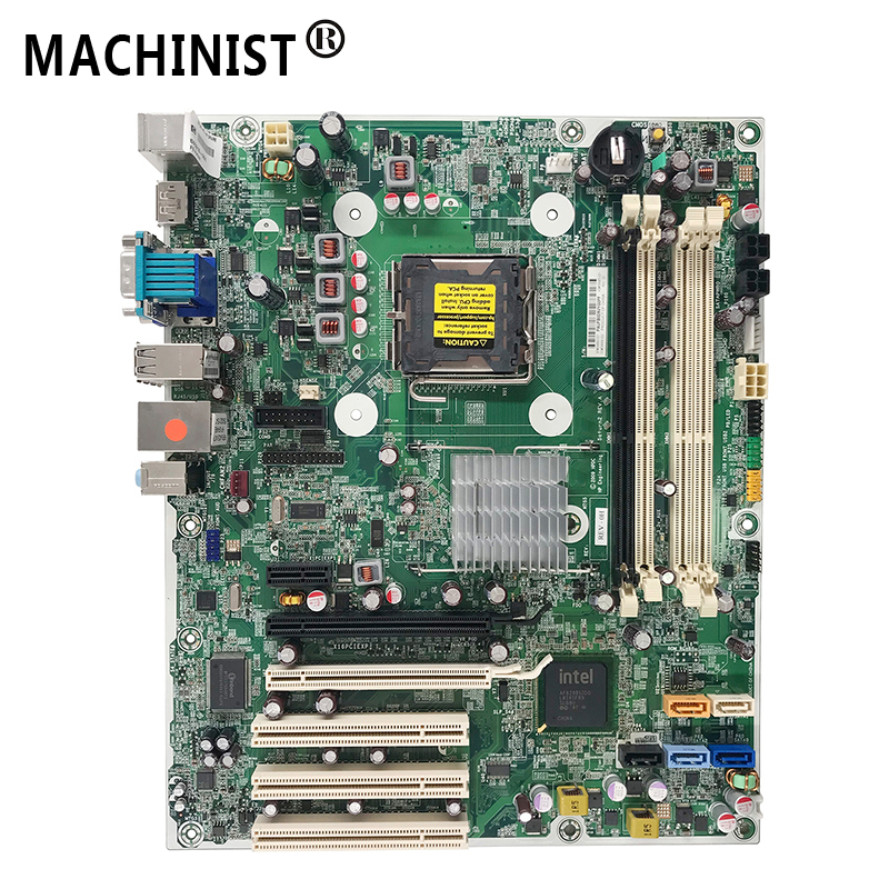 Original For HP Elite 8000 8080 MT Q45 Desktop Motherboard LGA 775 DDR3 536455-001 536883-001 536456-000 Free Shipping