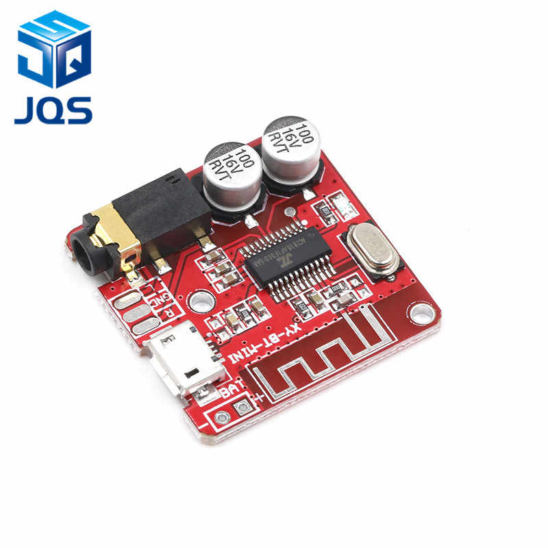 Bluetooth Audio tablica odbiorcza Bluetooth 4.1 mp3 bezstratna płyta dekodera bezprzewodowa muzyka Stereo moduł 3.7-5V xy-bt-mini