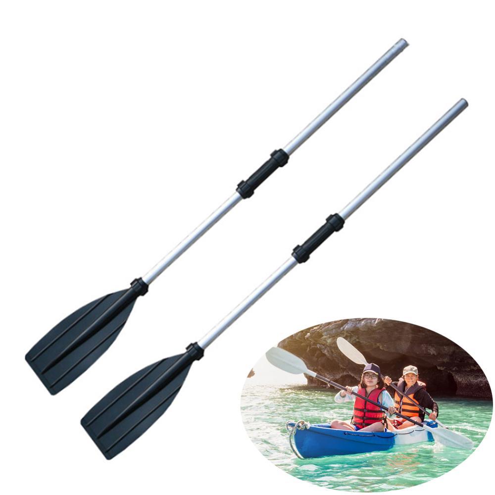2 Pcs Kayak Paddle Boat Oars Canoe Paddles 28mm Connectors Kayak Accessories