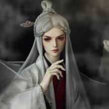 Longhun zhuangzhu 1/3 BJD Bambola SD Yosd Modello Del Bambino Dei Ragazzi Delle Ragazze Occhi Giocattoli di Alta Qualità Figure In Resina Per Il Natale