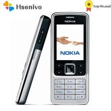 Nokia 6300 Refurbished-Original Unlocked GSM 2mp Mobile-Phone MP3 Bluetooth One-Year-Warranty