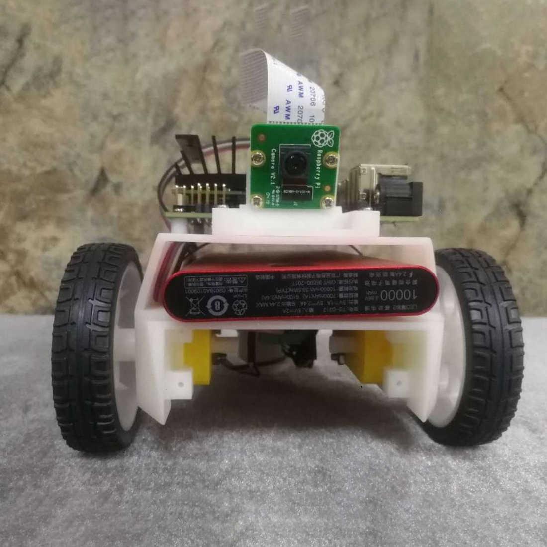 Супер качество программируемый автоматический привод робот автомобильный комплект обучающий комплект