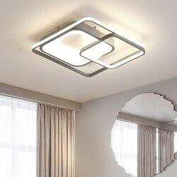 Sypialnia doprowadziły światła nowy mały lampa sufitowa do salonu Nordic światła netto czerwony proste nowoczesny atmosfera domu oświetlenie sufitowe