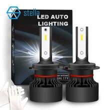 2LED headlight/ fog lights Lemon Yellow/Green car fog lamp 3000k golden super bright LED bulb H7/H11/H1/H3/880/H4/9005/9006/9012