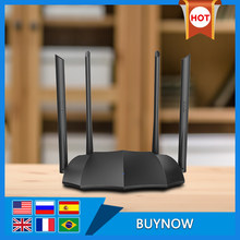 Tenda AC8 AC1200M Wireless WiFi Router Support IPV6 Home Coverage Dual Band Wireless Router,App Control(China)