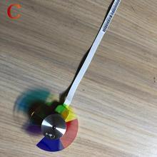 החלפת המקורי OEM או Hi q מקרן צבע גלגל 23.8QJ19G003 23.8QJ19G002 עבור Optoma HD25 HD26 HD27 ומקרנים אחרים