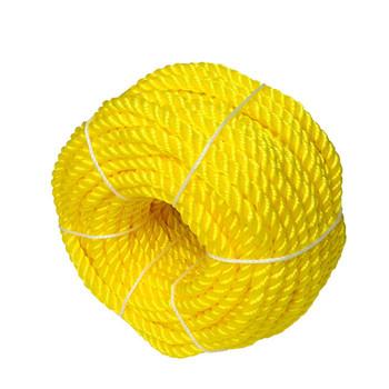 Żółta lina nylonowa lina do pakowania plastikowa lina wspinaczkowa roślina Sling lina wiążąca lina szklarniowa polietylenowa linka wędkarska tanie i dobre opinie 100 nylon CN (pochodzenie) TWISTED 1 2 3 4 5 6 8 10mm Przyjazne dla środowiska Wysoka wytrzymałość na rozciąganie