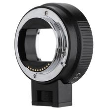 EF-E Ii Lens Mount Adapter Af Auto Focus Reducer Speed Booster Adapter Voor Canon Ef Lens Voor Sony Nex E a9 A7 A7R A7SII(China)