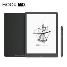 BOOX Max3 13.3'' E-Reader Ebook Reader E-ink Ereader Supported Fingerprint Recognition OTG Capacity with PU Leather Folio Case(China)