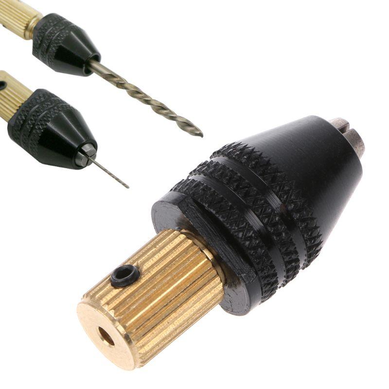 Mini 0.3-3.5mm Small For Mini Electronic Drill Chuck Bit Tool Set Universal New