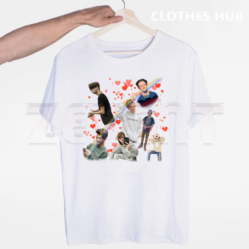 Payton Moormeier T Shirt Men/women Harajuku Star Wars T-shirt Graphic Tees Unisex Tshirt Male Top
