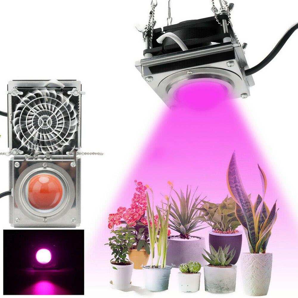 New Dozzlor LED Grow Light 4000k Full Spectrum  LED Growing Lamp For Indoor  Veg Seed Plant Growth Lighting