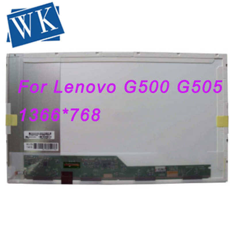 For Lenovo G500 G505 G510 G550 G555 G560 G570 G575 G580 G585 B560 V580 Matrix LCD Screen LED Display 40Pins Monitor