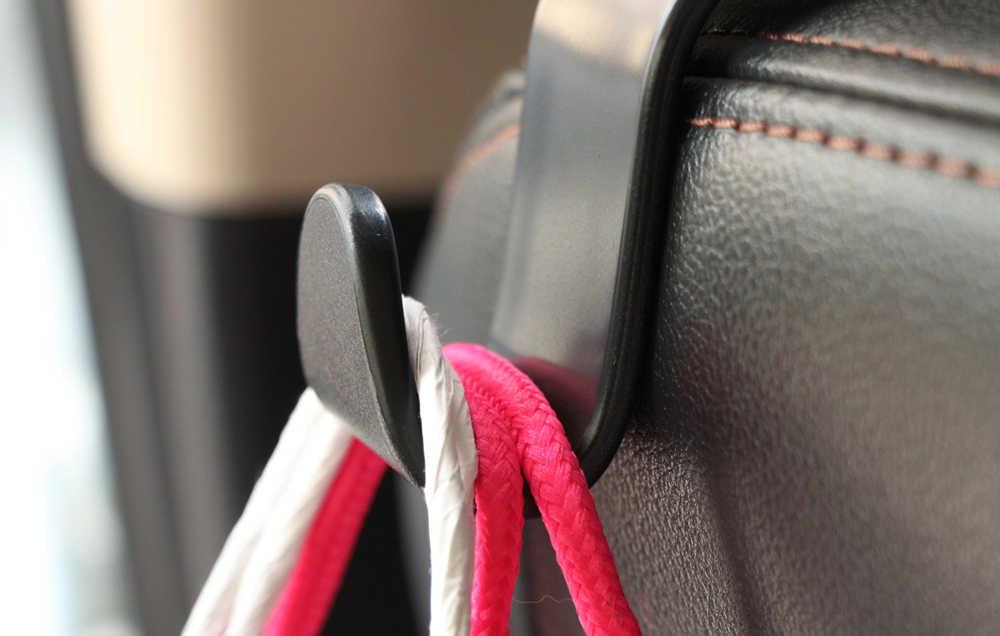 Auto Sedile Posteriore Gancio di Gancio per il insignia vw golf 4 ford focus 3 ford mondeo mk3 h7 opel zafira b alfa romeo 159 w5w