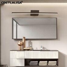 Wall Led light for mirror bathroom modern makeup Dressing room, 60/80/100 cm fashion flashlight