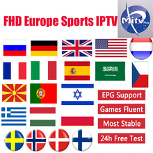Mitvpro Arabic French UK Europe IPTV Italy code IPTV subscription 7000 channel and 3000 films Androi
