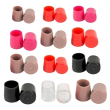 64 Pairs (XS,S,M,L) High Heel Protectors Latin Stiletto Dancing Covers Stoppers Antislip Silicone Heeler Wedding Favor