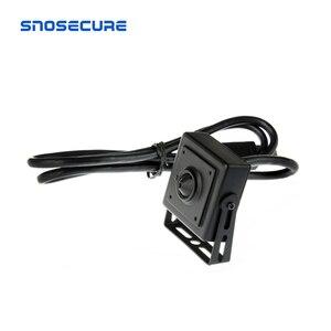 Image 2 - SNOSECURE Micro Size kwadratowe 30Fps 2MP 0V2710 Senor HD 8MP obiektyw otworkowy Mini kamera Usb do bankomatu i kiosku pojazd samochodowy