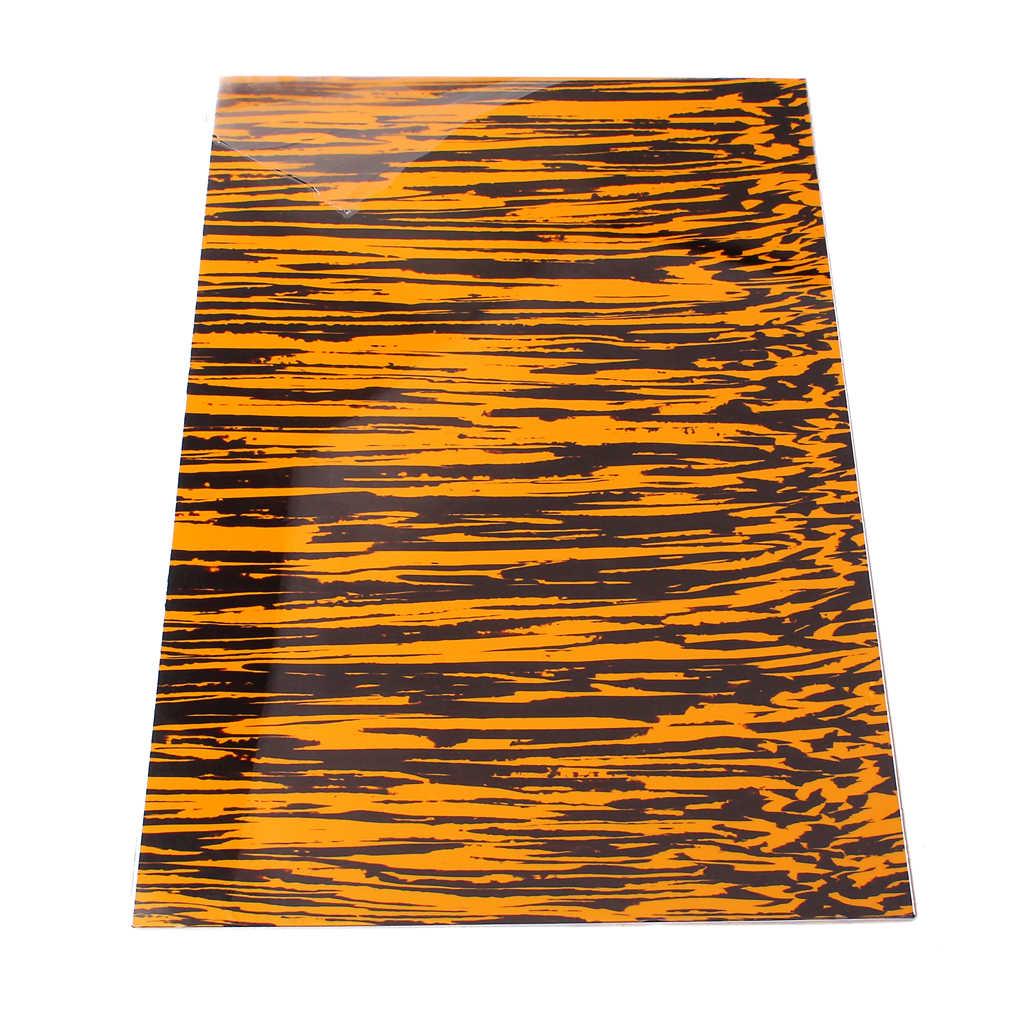 Гитарный бас накладка царапина пластина Гитара материал пустой лист пластина для гитарных частей аксессуары
