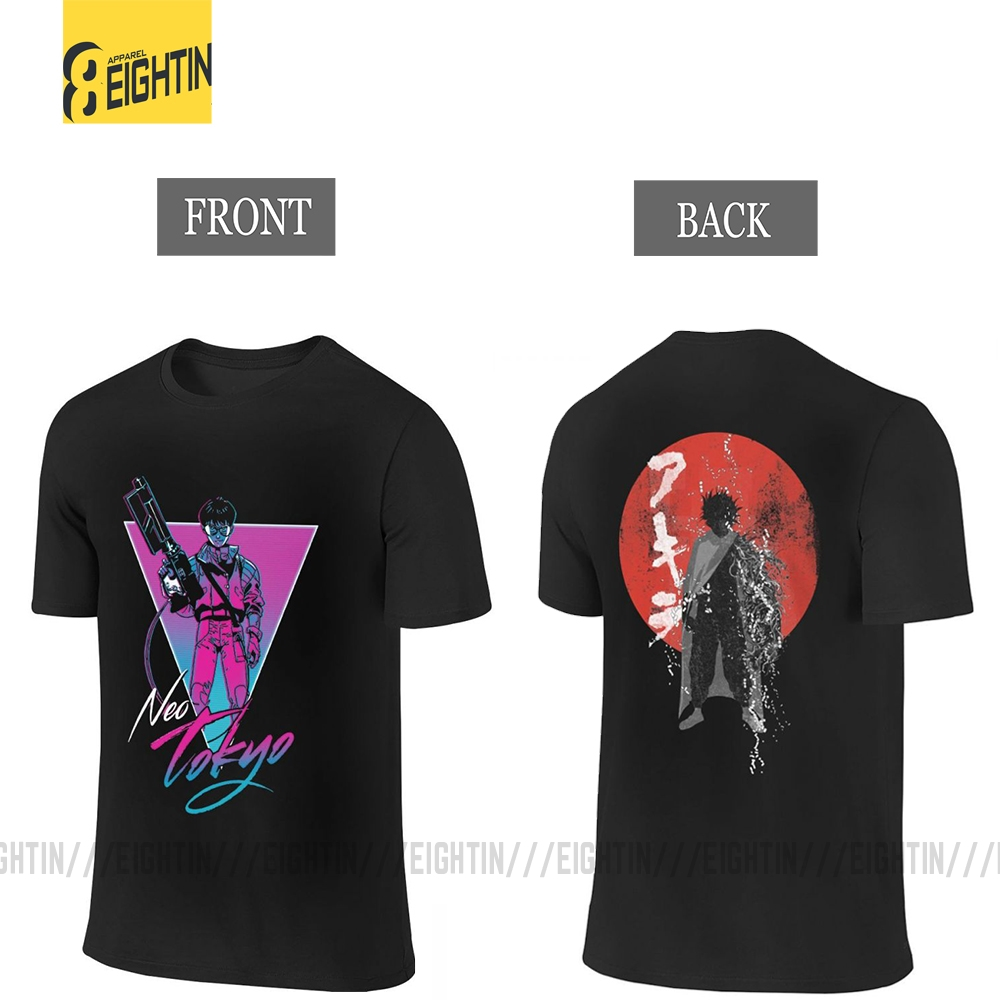 Akira Neo Tokyo Men/'s T-Shirt