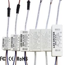 High Quality 1W 7W 12W 18W 24W 36W Power Supply LED Driver Adapter Transformer Switch For Strip Lights